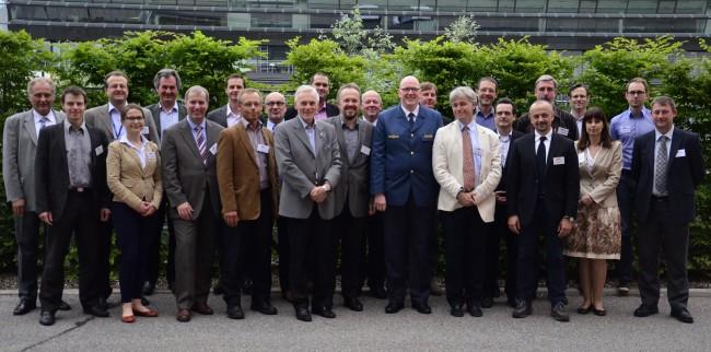 The EPISECC members