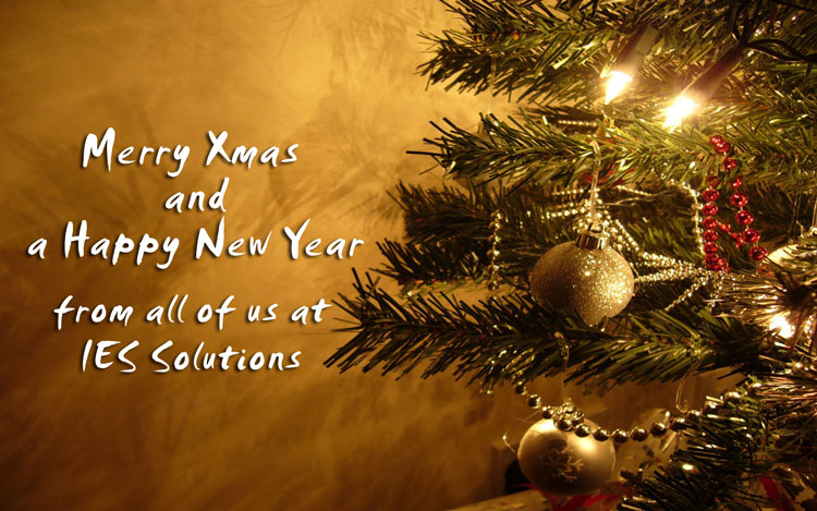Best wishes from IES Solutions