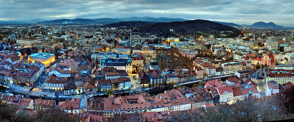 center_of_ljubljana_from_air