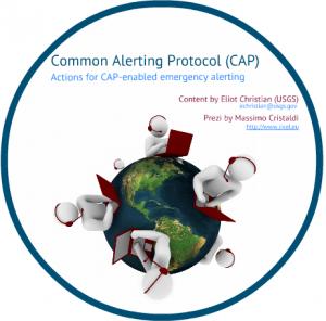 Adopt the CAP Standard