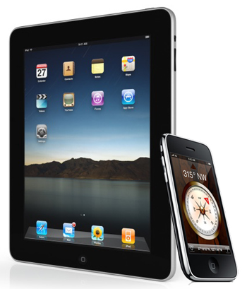 Applicazioni per iPhone e iPad