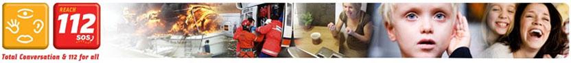 REACH112 - Efficienti soluzioni di comunicazione tra i Servizi di emergenza e i cittadini, con particolar riguardo alle persone disabili