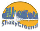 ShakyGround - Simulating earthquake effects in urban and industrial areas
